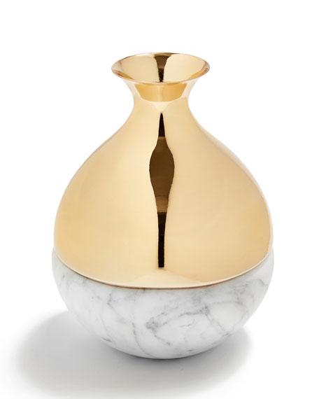 Dual Bud Vase