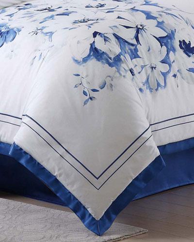 Alfresco Floral Queen Comforter Set