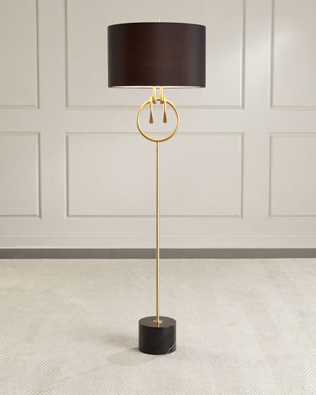 Wrapped Knot Floor Lamp