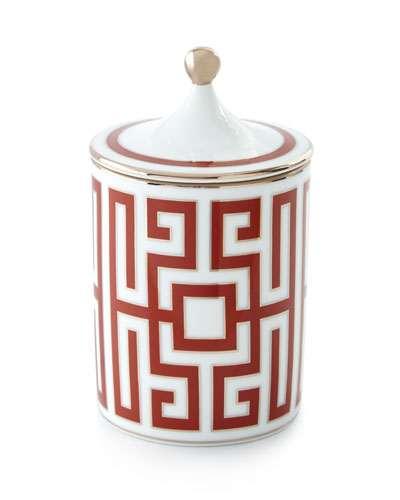Labirinto Scented Candle  Red