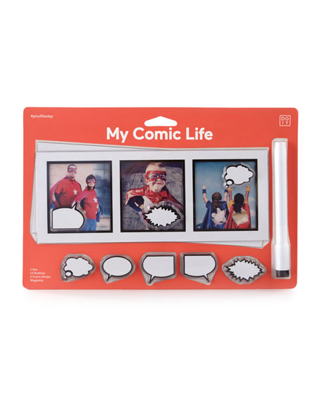 My Comic Life Magnets