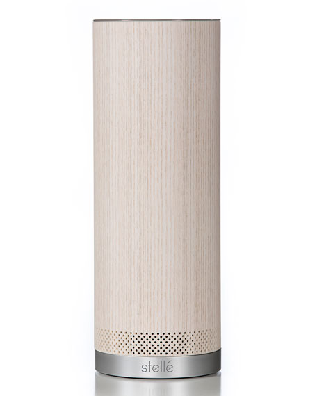 Audio Pillar Speaker with Amazon Alexa, Ash