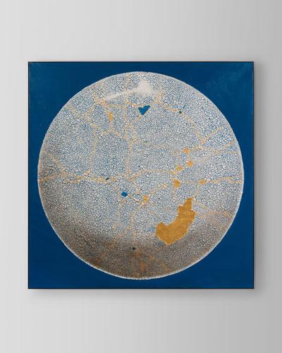 Teng Feis Gold Light Wall Art, 54