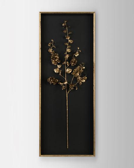 Golden Bouganvillea I
