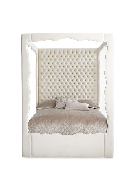 Empress Queen Canopy Bed