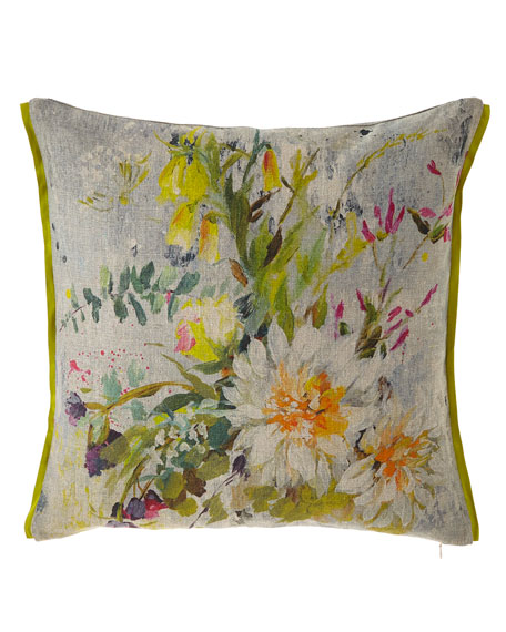 Corneille Moss Cushion