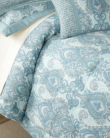 Avalon 3-Piece King Comforter Set