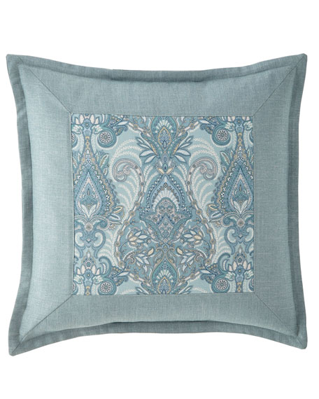 Avalon Framed European Sham