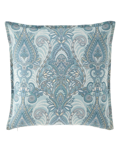 "Avalon Pillow, 20""Sq."
