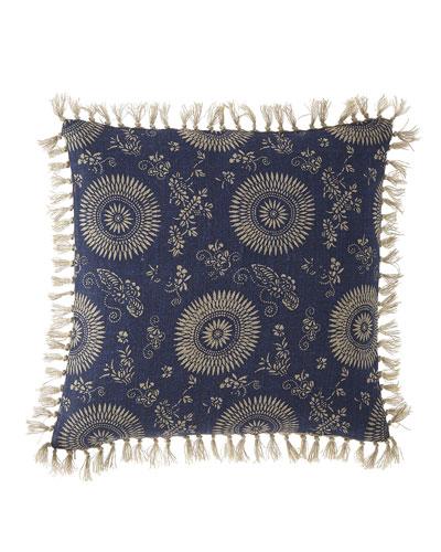 Marianna Linen Decorative Pillow  20Sq.