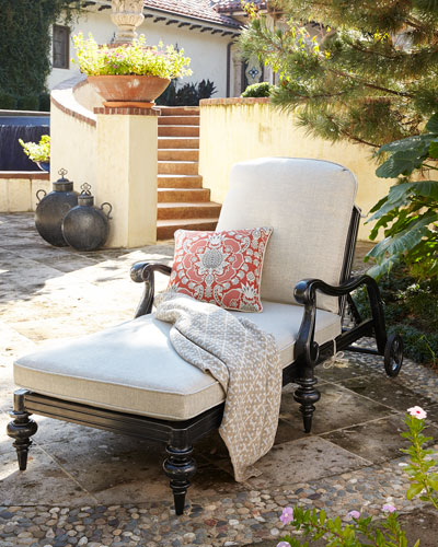 Cannes Chaise Lounge