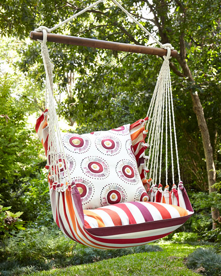 Cozy chair swing