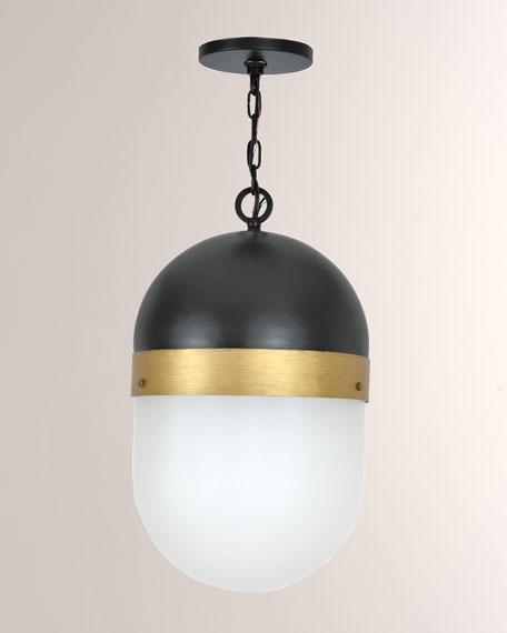 Capsule Small 1-Light Pendant