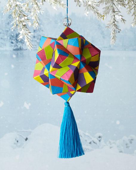 Kaleidoscope Ornament
