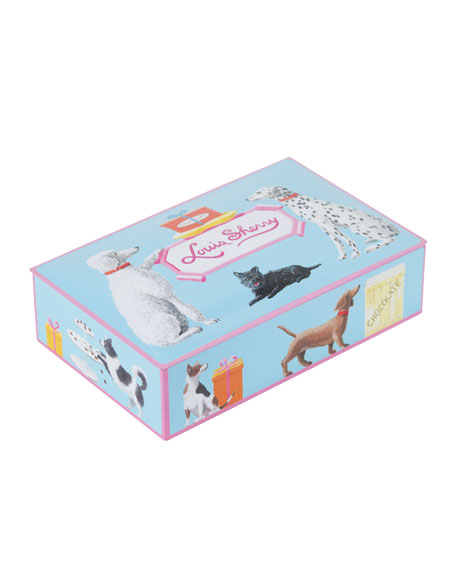 Truffle Hound 12-Piece Assorted Chocolate Truffle Tin