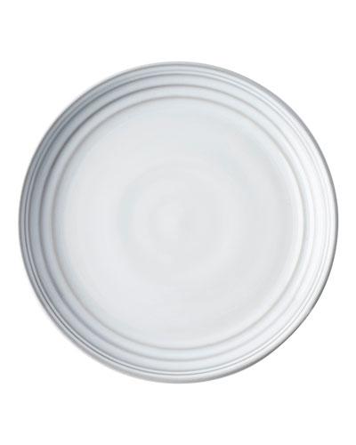 Bilbao White Truffle Dessert Plates, Set of 4