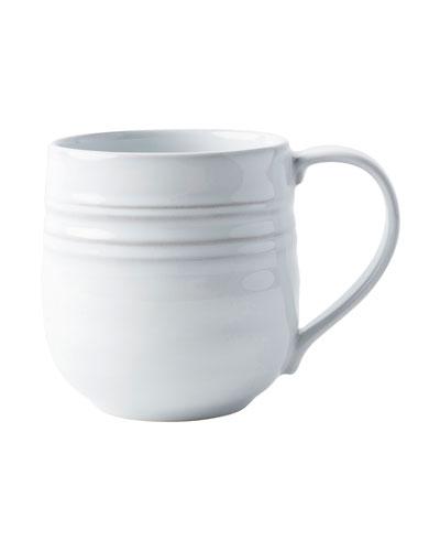 Bilbao White Truffle Coffee Cups, Set of 4