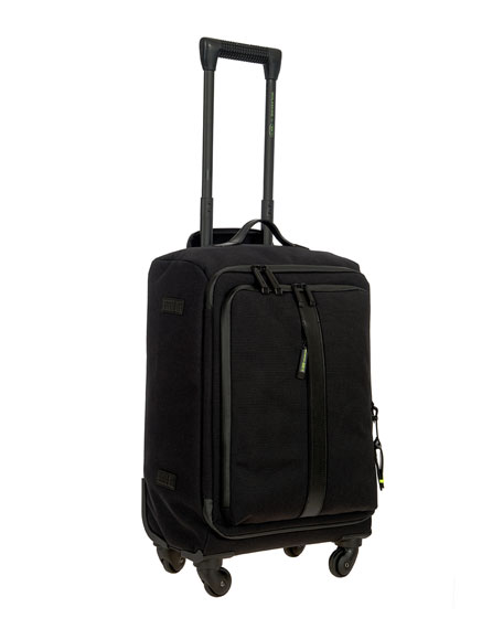 "Moleskine by Bric's 26"" Nylon Spinner Luggage"