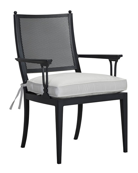 Winterthur Dining Arm Chair, Tribal