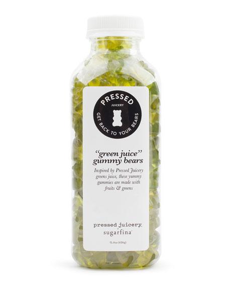 Sugarfina LARGE GREEN JUICE BEARS