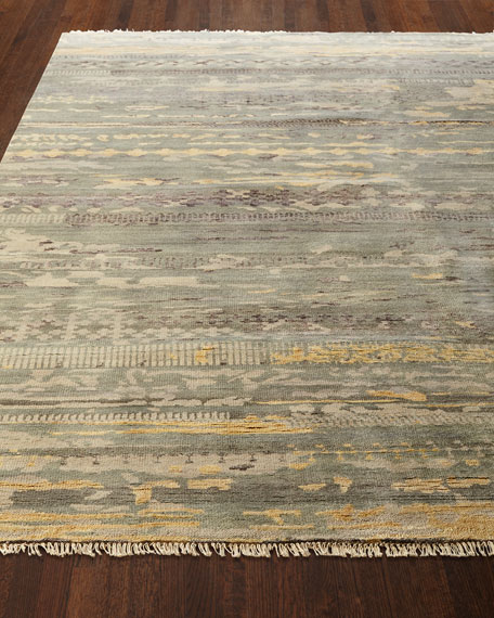 Tecula Hand-Knotted Rug, 8' x 11'