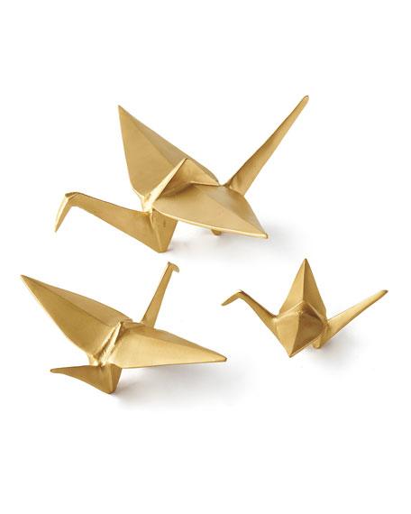 The Origami Crane Sticker – blank tag co.   570x456