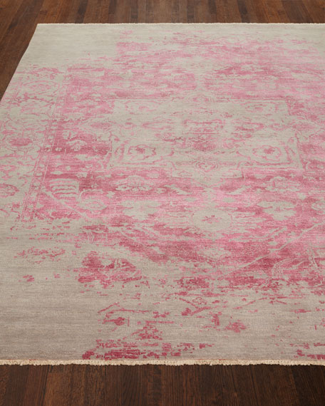 Chazzel Hand-Knotted Rug, 8' x 10'