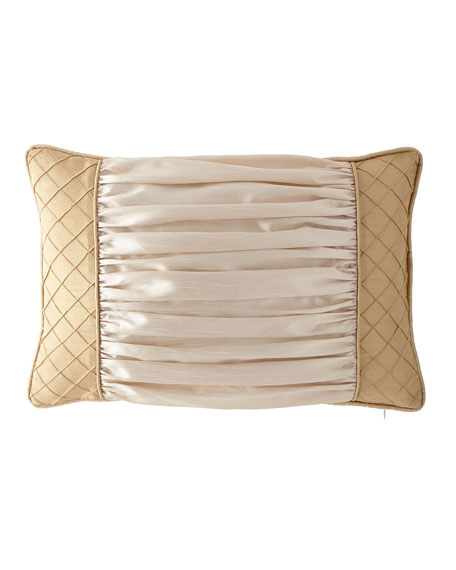 "Valencia Boudoir Pillow, 13"" x 20"""