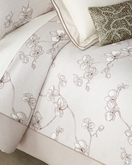 Orchid King Duvet