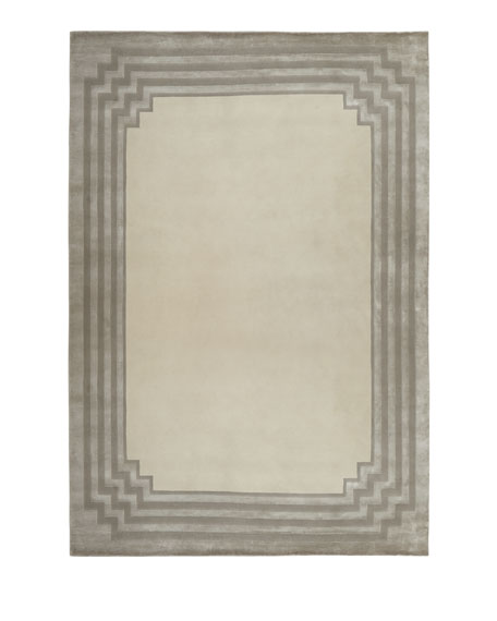 Chattingham Hand-Knotted Rug, 12' x 15'