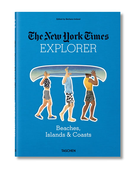 New York Times Explorer Beaches and Islands