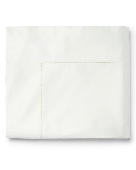 Luminous Sateen Full/Queen Flat Sheet