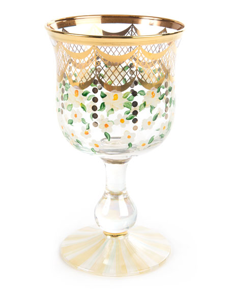 Sweetbriar Water Glass