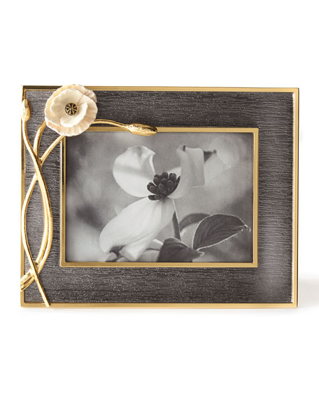 "Anemone Picture Frame, 5"" x 7"""