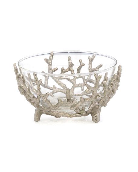 Ocean Reef Small Glass Bowl