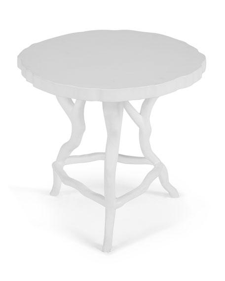 Arbor Round Side Table Design Ideas