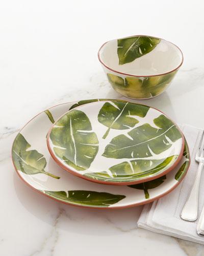12-Piece Palm Dinnerware Service