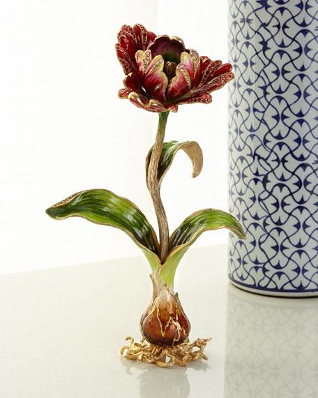 Jay Strongwater Tulip Objet