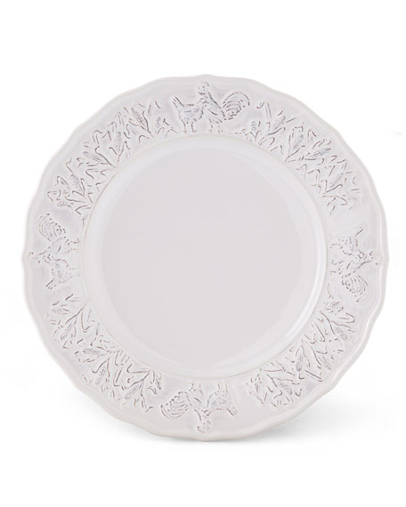 Rooster Dinner Plates, Set of 12