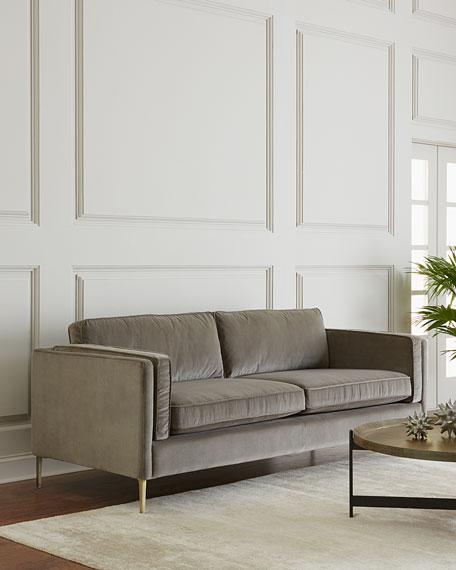 Betsy Mid-Century Modern Sofa