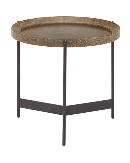 Pomona Tray Side Table