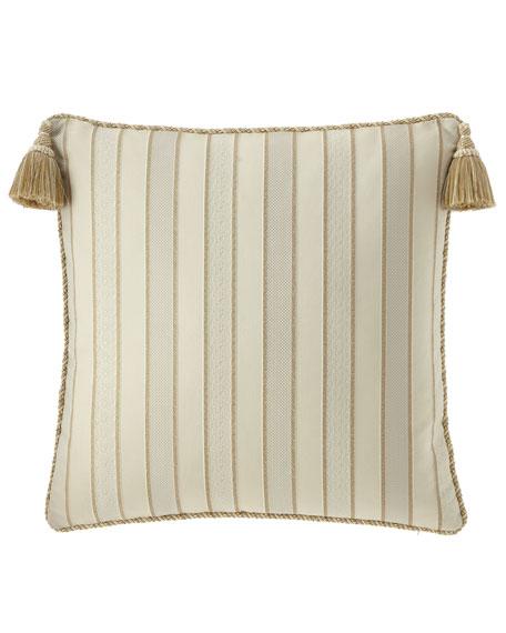 Austin Horn Collection Chelsea Stripe European Sham
