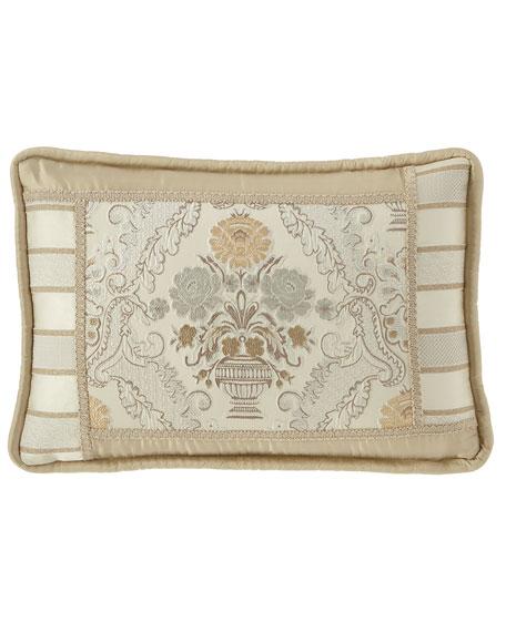 Austin Horn Collection Chelsea Boudoir Pillow, 14