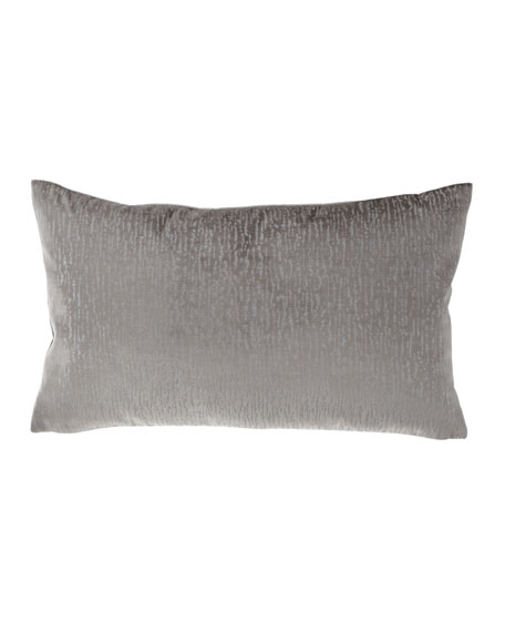 Tides Velvet Rectangular Pillow