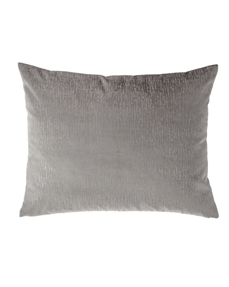 Jane Wilner Designs Tides Velvet King Sham