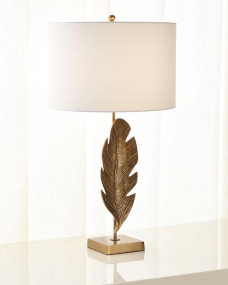 Leaf Table Lamp
