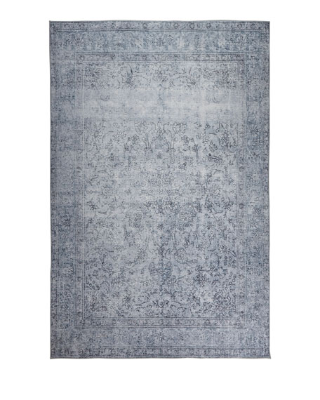 Celestial Power-Loomed Rug, 5' x 7.6'