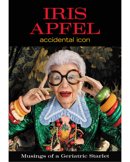 Harper Collins Iris Apfel: Accidental Icon Book