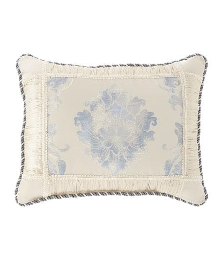 Austin Horn Collection Luna Boudoir Pillow, 14
