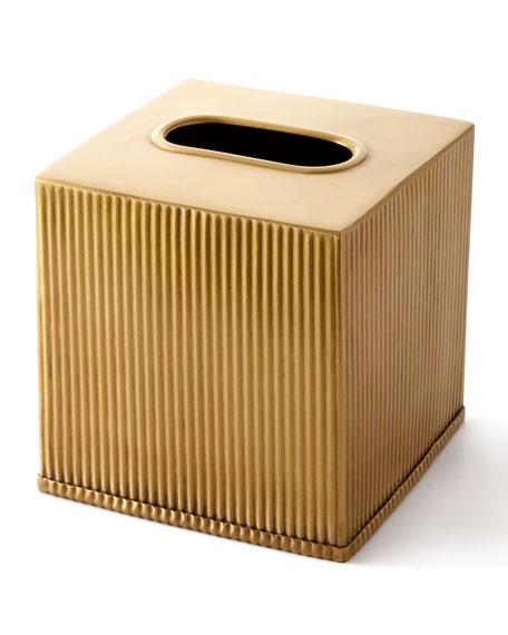 Redon Ridged Tissue Box